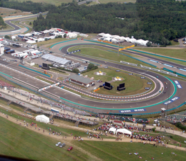 Helikopter transzfer to Hungaroring